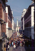 Carnival's day in Chambery, Savoy, France — Stock Photo