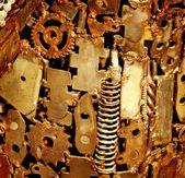 古代メカニズムの詳細 — ストック写真
