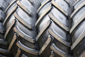 Close up of tire — Stock Photo