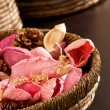 Foto de Stock  : Pot pourri