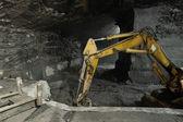 A mine of slate near Genoa, Fontanabuona Valley — Stock Photo