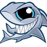 Great white shark — Stock Vector #21582701