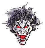 Vampir — Stok Vektör