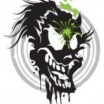 Zombie — Stock Vector #22086071