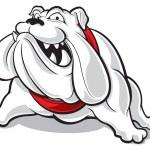 Vector illustration of Bulldog — Stock Vector #32321397