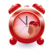 Clock03 — Vector de stock #18520857