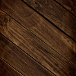 Stock Photo: Dark Rich Wood Background
