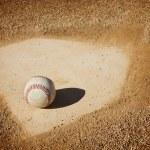 Baseball background — Stock Photo #40856423