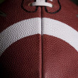 Stock Photo: Football close up