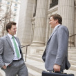 Two Businessmen — Stock Photo #41215721