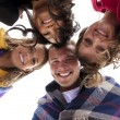 Young adults friends — Stock Photo #41220045