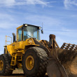 Stock Photo: Construction Bulldozer