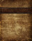 Portada del libro antiguo — Foto de Stock