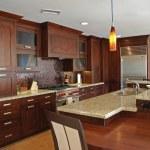 Kitchen interior — Stock Photo #41596595