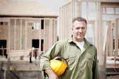 Male Construction Worker — Stock Photo