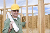 Mature Construction Manager — Stock Photo