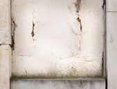 Old grunge concrete wall — Stock Photo