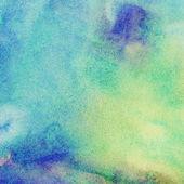 Fundo abstrato pintado de tinta — Fotografia Stock