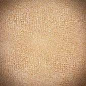 Old burlap texture — Stock Photo