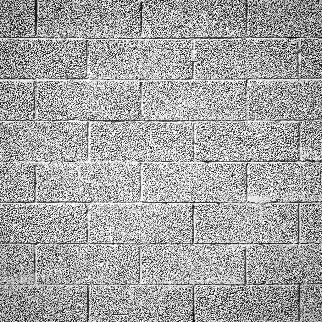 Fond de mur de parpaing brique texture photo 26490069 - Mur en parpaing ...