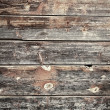 Old dark wooden wall background — Foto Stock