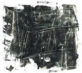 Abstaract sqratched schwarz grunge hintergrund — Stockfoto