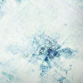 Abstract grunge blue color background — Stock Photo