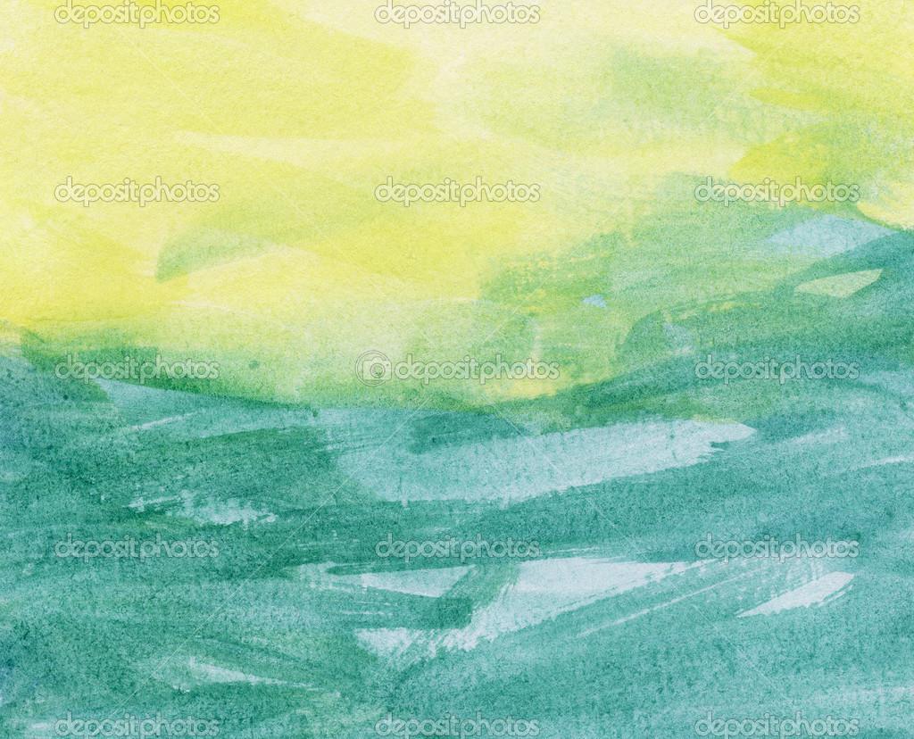 Watercolor Paint Brushes Brush Strokes Watercolor