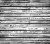 Old grey weathered wooden wall — Stock Photo