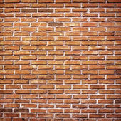 Old brick brown wall texture — Foto Stock
