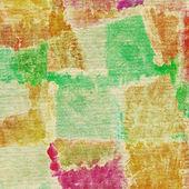 Soyut boyalı kağıt dokusu, renkli arka plan — Stok fotoğraf
