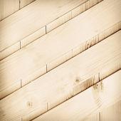 Textura ligera diagonal tablones de madera — Foto de Stock