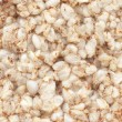 Buckwheat cracker background — Stock Photo