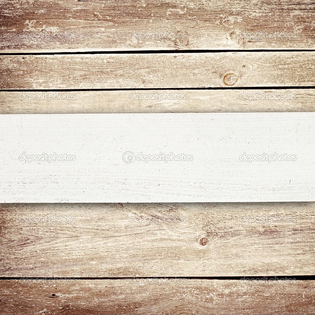 Scarica - Texture vecchio di assi di legno marrone con bianca plancia ...