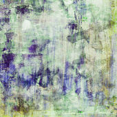Abstract painted grunge collage background — ストック写真