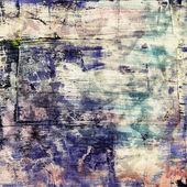 Abstract grunge peintes collage fond — Photo