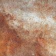 Old,dirty, rusty metal plate — Stock Photo #48468885