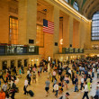 Grand Central Train Station in New York City, New York USA — Stock Photo