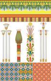 Egyptian culture — Stock Vector