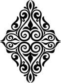 Ethnic ornaments — Stock Vector