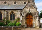 Kyrkliga dörren — Stockfoto