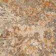 Bonifacio fortification wall plaster, Corsica, France — Stock Photo