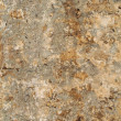 Stock Photo: Bonifacio fortification wall plaster, Corsica, France