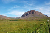 Hornstrandir nature reserve, Iceland — Stock Photo