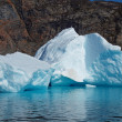 Stock Photo: Bergy bit, Greenland