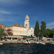 Stock Photo: Cavtat, Croatia, august 2013, old harbor