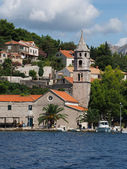 Cavtat, Croatia, august 2013, monastery of Our Lady of the Snow — Foto Stock