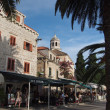 Stock Photo: Cavtat, Croatia, august 2013, old city