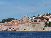 Dubrovnik, august 2013, Croatia, Ploce Gate — Stock Photo