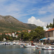 Cavtat, Croatia, august 2013, Tiha bay — Stock Photo #35017745